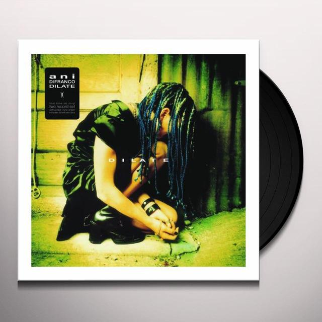Ani Difranco DILATE Vinyl Record