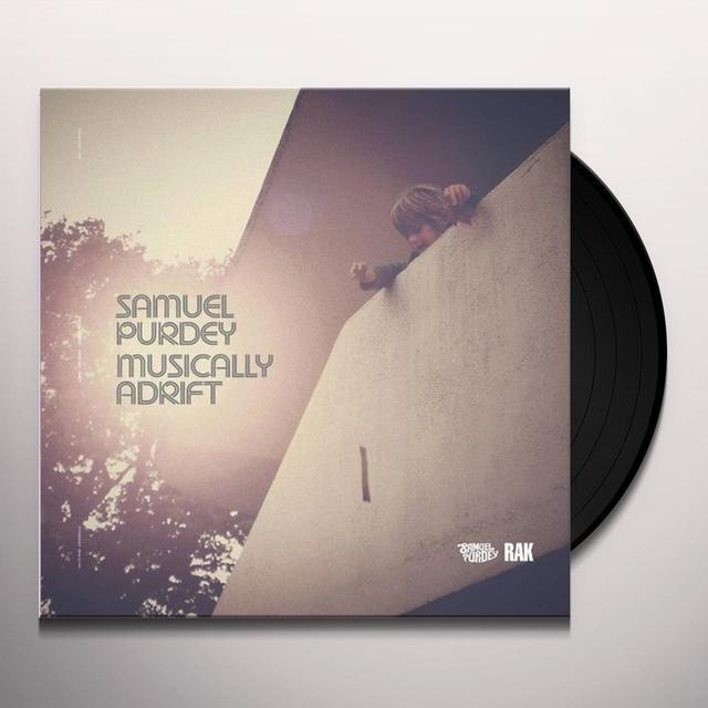 Samuel Purdey MUSICALLY ADRIFT Vinyl Record