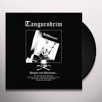 Tangorodrim UNHOLY & UNLIMITED Vinyl Record