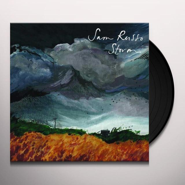 Sam Russo STORM Vinyl Record - Limited Edition