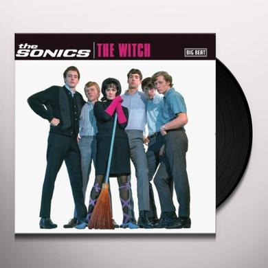 Sonics WITCH Vinyl Record