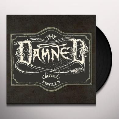 Damned CHISWICK SINGLES Vinyl Record - UK Import