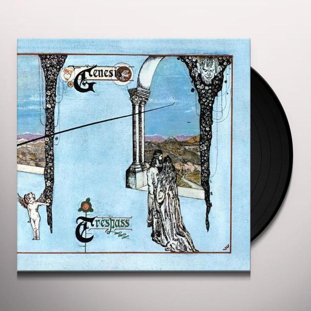 Genesis TRESPASS Vinyl Record - Holland Release