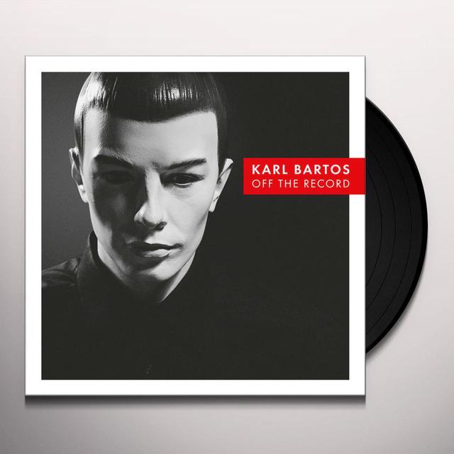 Karl Bartos OFF THE RECORD Vinyl Record