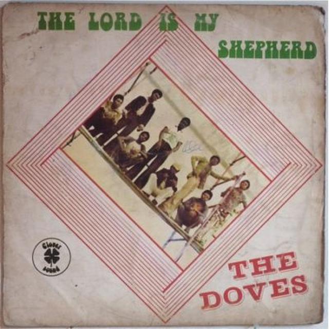 Doves LORD IS MY SHEPHERD Vinyl Record