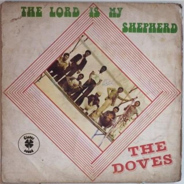 Doves LORD IS MY SHEPHERD Vinyl Record