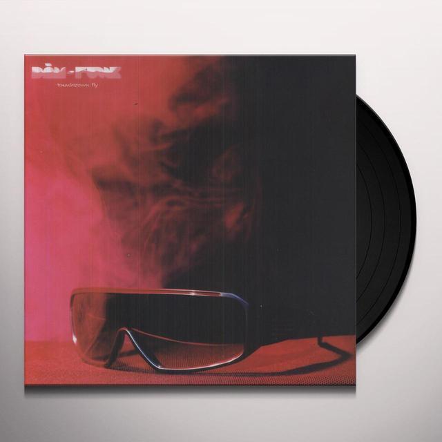 Dâm-Funk TOEACHIZOWN 2: FLY Vinyl Record