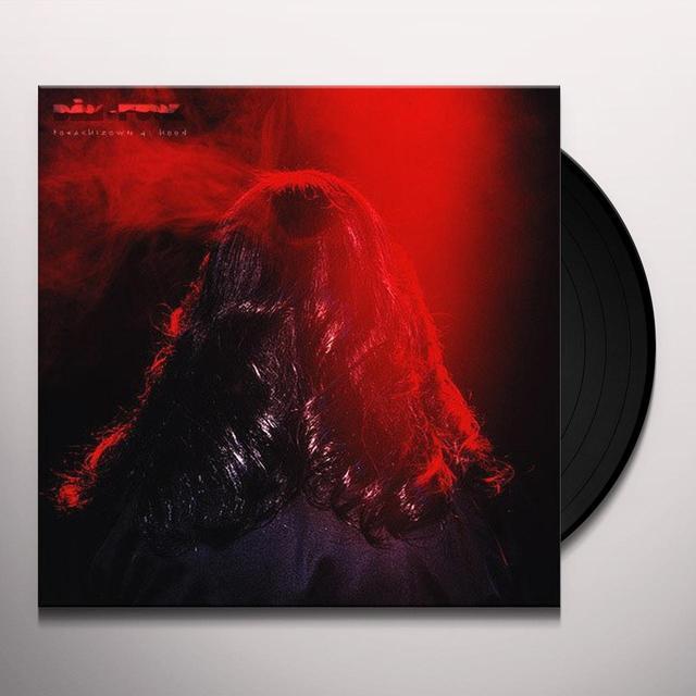 Dâm-Funk TOEACHIZOWN 4: HOOD Vinyl Record