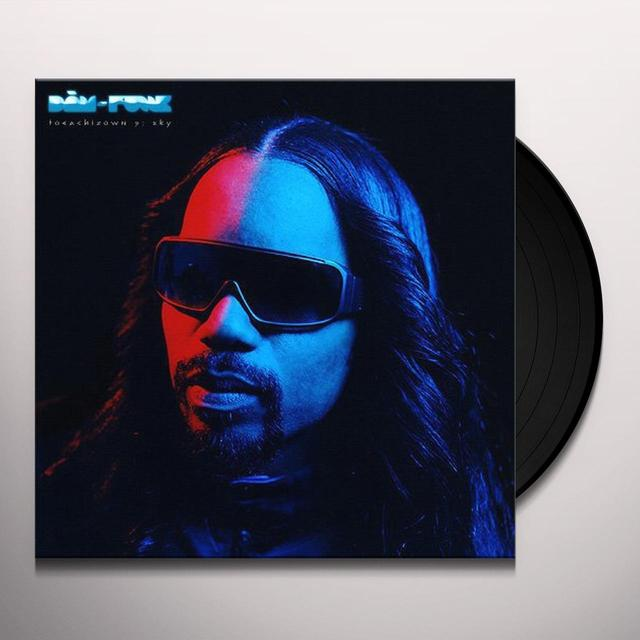 Dâm-Funk TOEACHIZOWN 5: SKY Vinyl Record