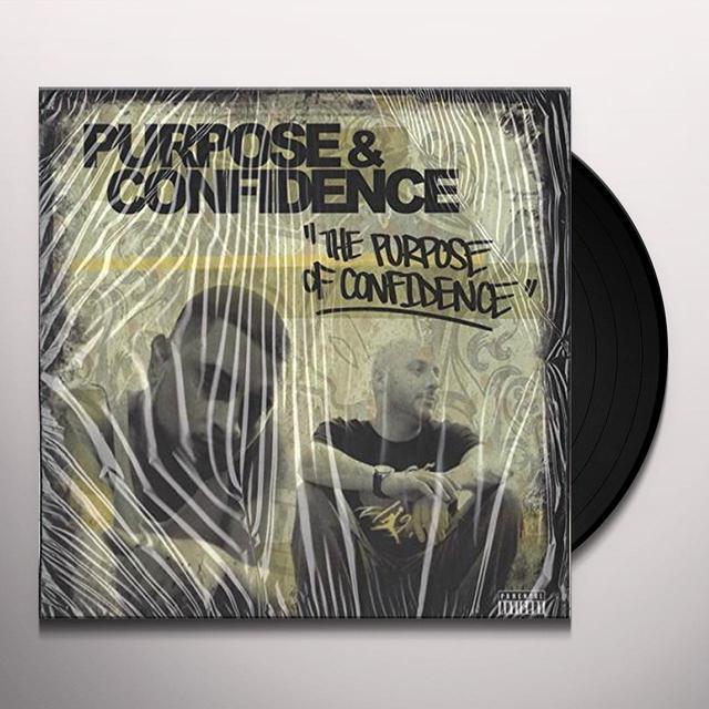PURPOSE & CONFIDENCE Vinyl Record