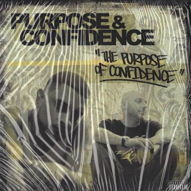 PURPOSE & CONFIDENCE Vinyl Record