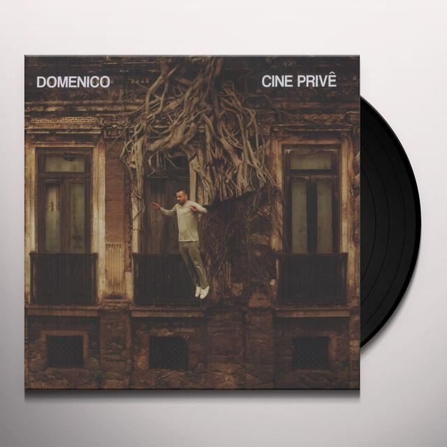 Domenico CINE PRIVE Vinyl Record