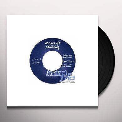 Mr. Scruff BEYOND / CHAMPION NIBBLE Vinyl Record