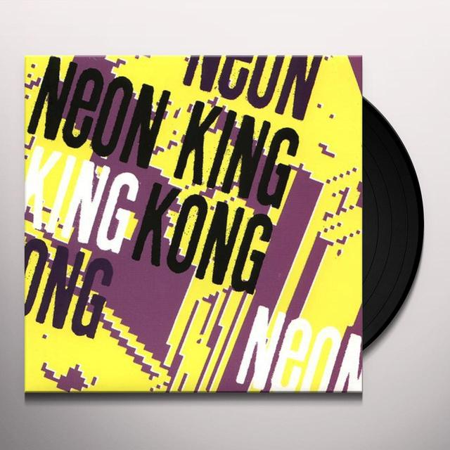Neon King Kong MIX UP THE MIX Vinyl Record