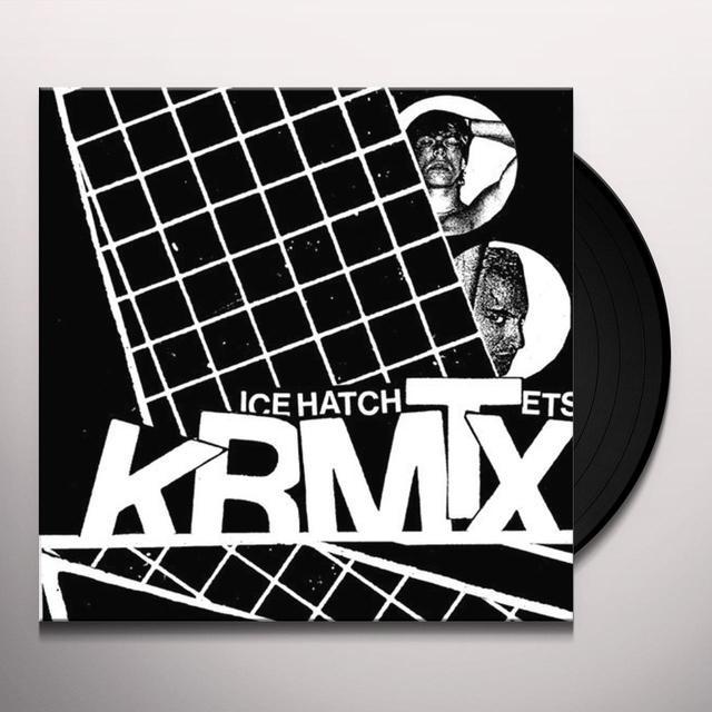 Chromatics ICE HATCHETS Vinyl Record