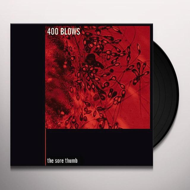 400 Blows SORE THUMB Vinyl Record