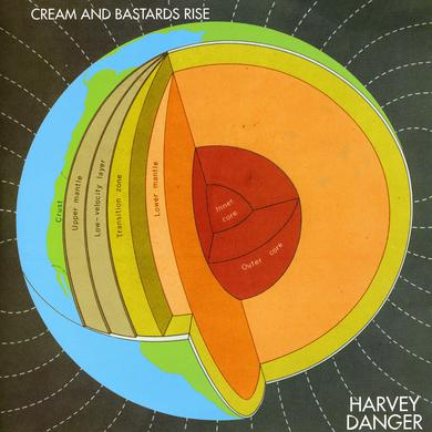 Harvey Danger CREAM AND BASTARDS RISE Vinyl Record