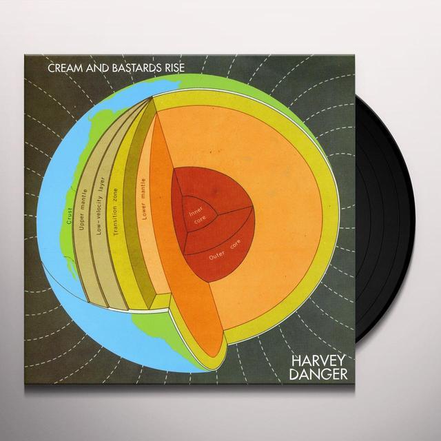 Harvey Danger CREAM AND BASTARDS RISE Vinyl Record
