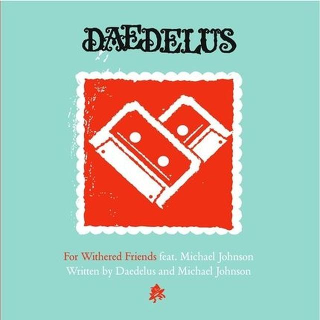 Daedelus FOR WITHERED FRIENDS Vinyl Record