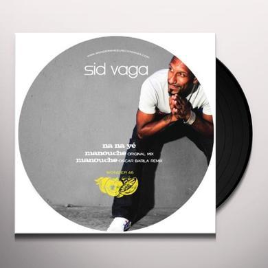 Sid Vaga NA NA YE / MANOUCHE Vinyl Record
