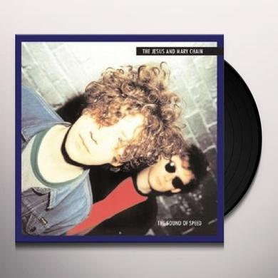 The Jesus and Mary Chain SOUND OF SPEED Vinyl Record