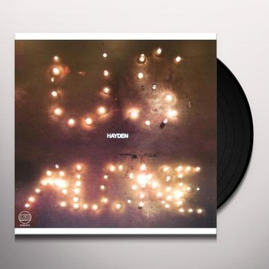 Hayden US ALONE Vinyl Record