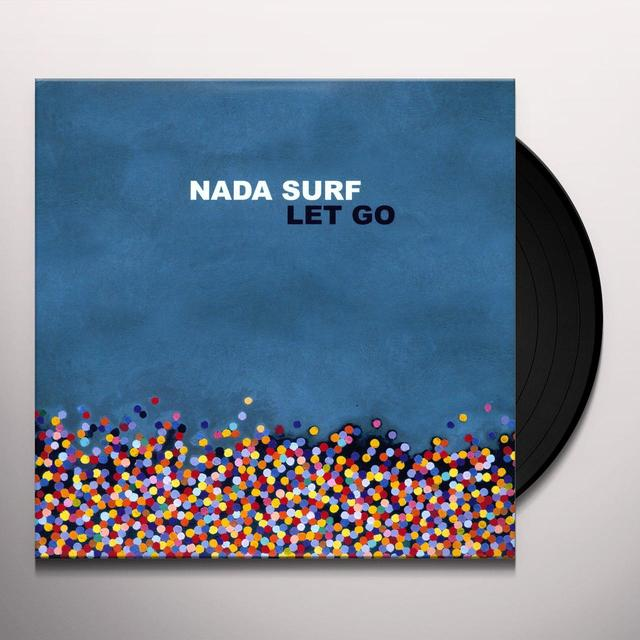 Nada Surf LET GO Vinyl Record