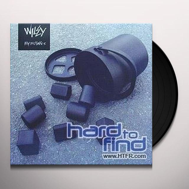 Wiley MY MISTAKES Vinyl Record