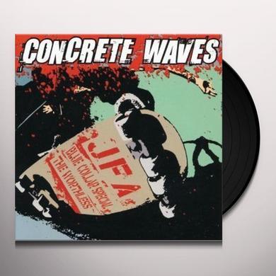 CONCRETE WAVES / VARIOUS Vinyl Record