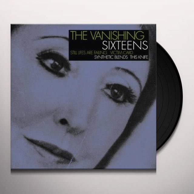 Vanishing / Sixteens SPLIT EP Vinyl Record