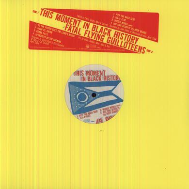 This Moment In Black History / Ffg SPLIT EP Vinyl Record