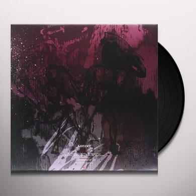 Kayo Dot BLUE LAMBENCY DOWNWARD Vinyl Record