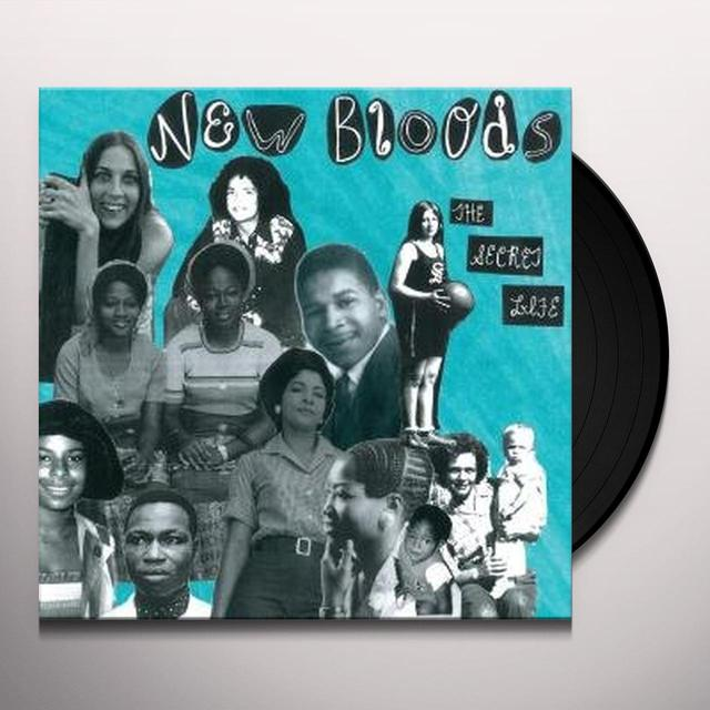 New Bloods SECRET LIFE Vinyl Record