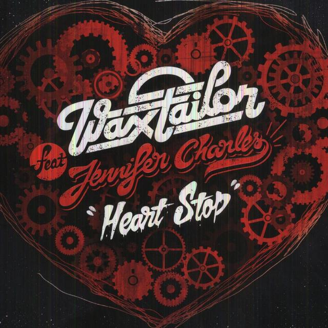 Wax Tailor HEART STOP Vinyl Record - 10 Inch Single