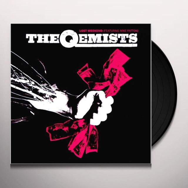 The Qemists LOST WEEKEND Vinyl Record