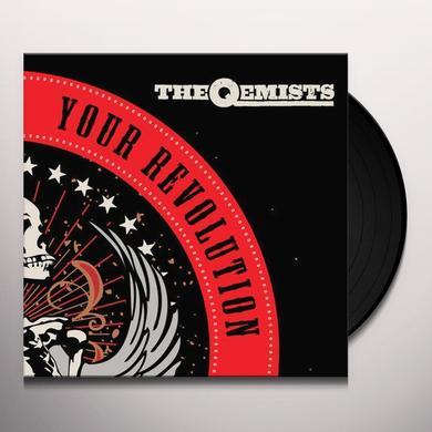 The Qemists YOUR REVOLUTION Vinyl Record