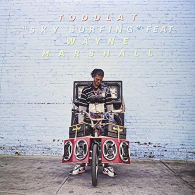 Toddla T SKY SURFING Vinyl Record