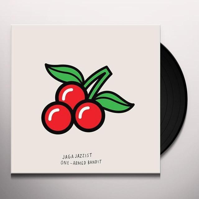 Jaga Jazzist ONE ARMED BANDIT Vinyl Record