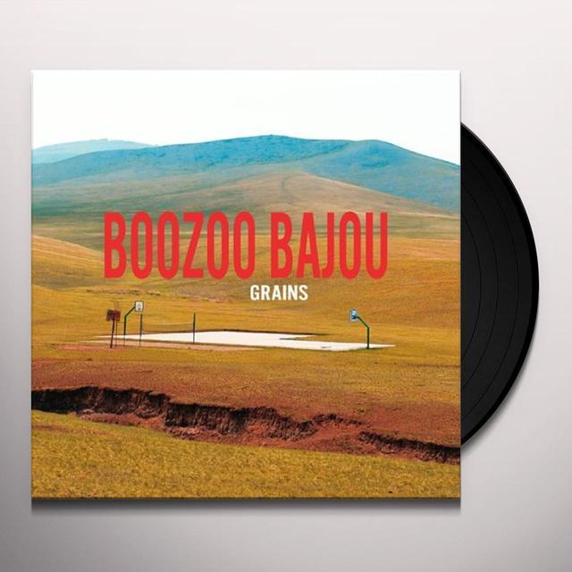 Boozoo Bajou GRAINS (Vinyl)