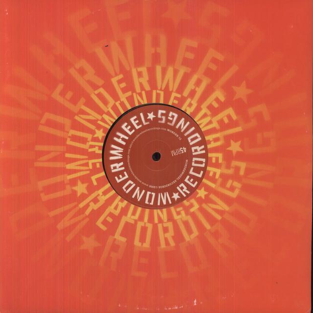 Sabo & Zeb AFRO AZUCAR / GIBRALTER Vinyl Record
