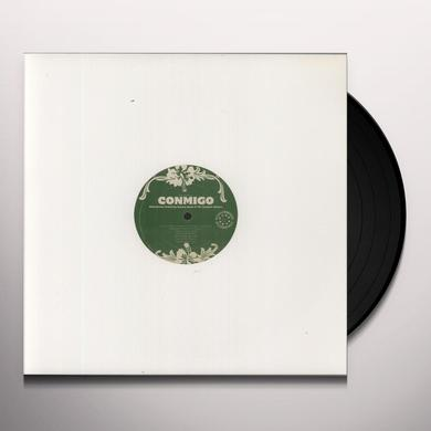 Nickodemus CONMIGO / MI SWING ES TROPICAL REMIX Vinyl Record - Remix