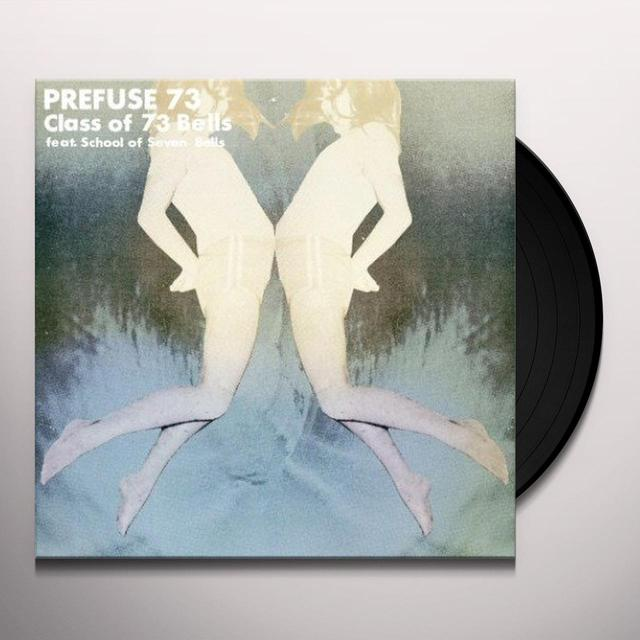 Prefuse 73 CLASS OF 73 BELLS Vinyl Record