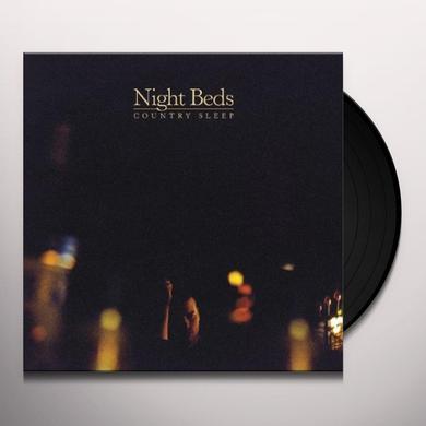 Night Beds COUNTRY SLEEP Vinyl Record