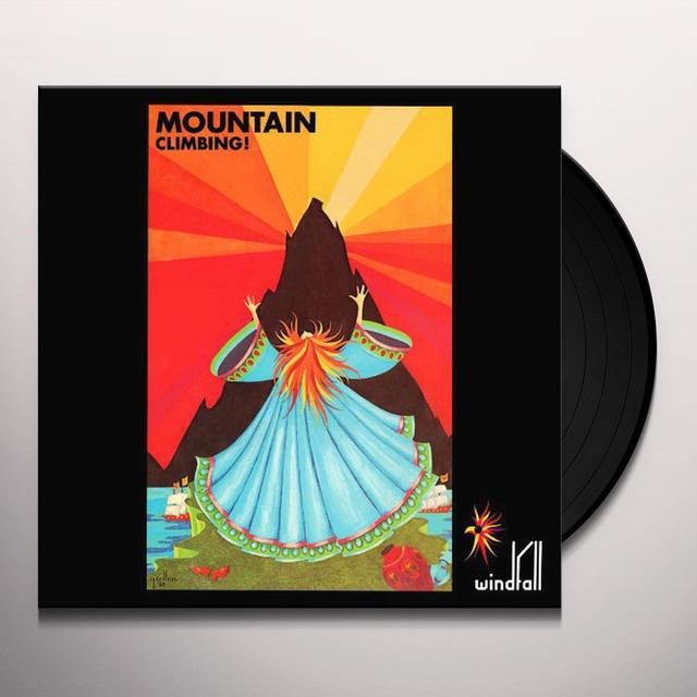 Mountain CLIMBING Vinyl Record - Limited Edition, 180 Gram Pressing, Anniversary Edition