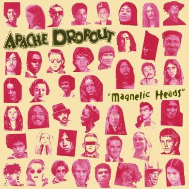 Apache Dropout MAGNETIC HEADS Vinyl Record