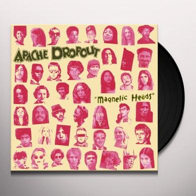 Apache Dropout MAGNETIC HEADS Vinyl Record - Digital Download Included