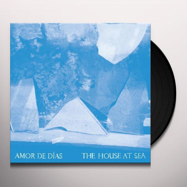 Amor De Dias HOUSE AT SEA Vinyl Record