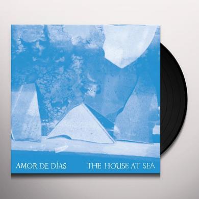 Amor De Dias HOUSE AT SEA Vinyl Record - 180 Gram Pressing, Digital Download Included