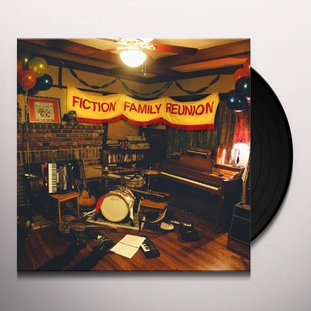 FICTION FAMILY REUNION Vinyl Record