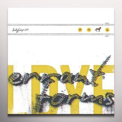 Ladyfinger (Ne) ERRANT FORMS Vinyl Record